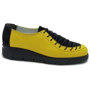 Pantofi dama 2035 galben